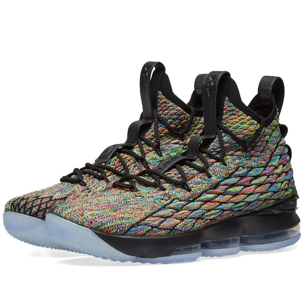 Lyst - Nike Lebron Xv for Men c700039be
