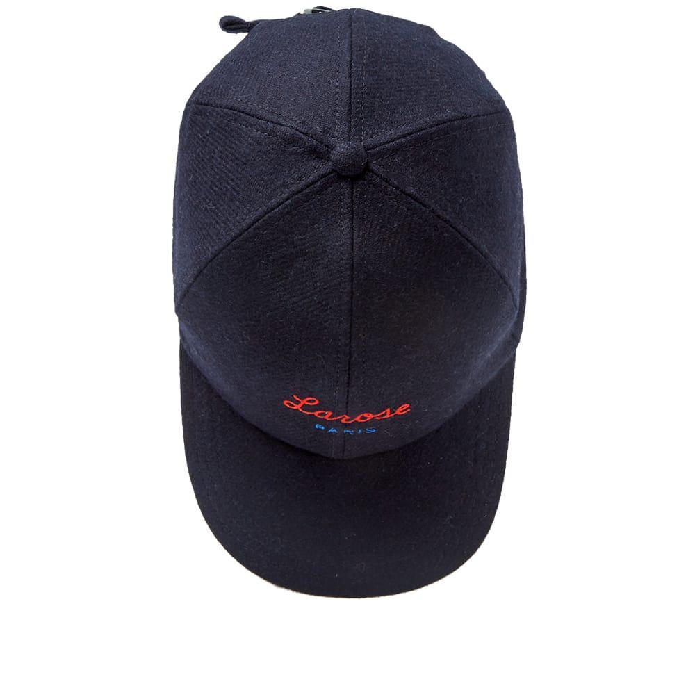 a5d16cdc99245 Lyst - Larose Paris Logo Wool Baseball Cap in Blue for Men