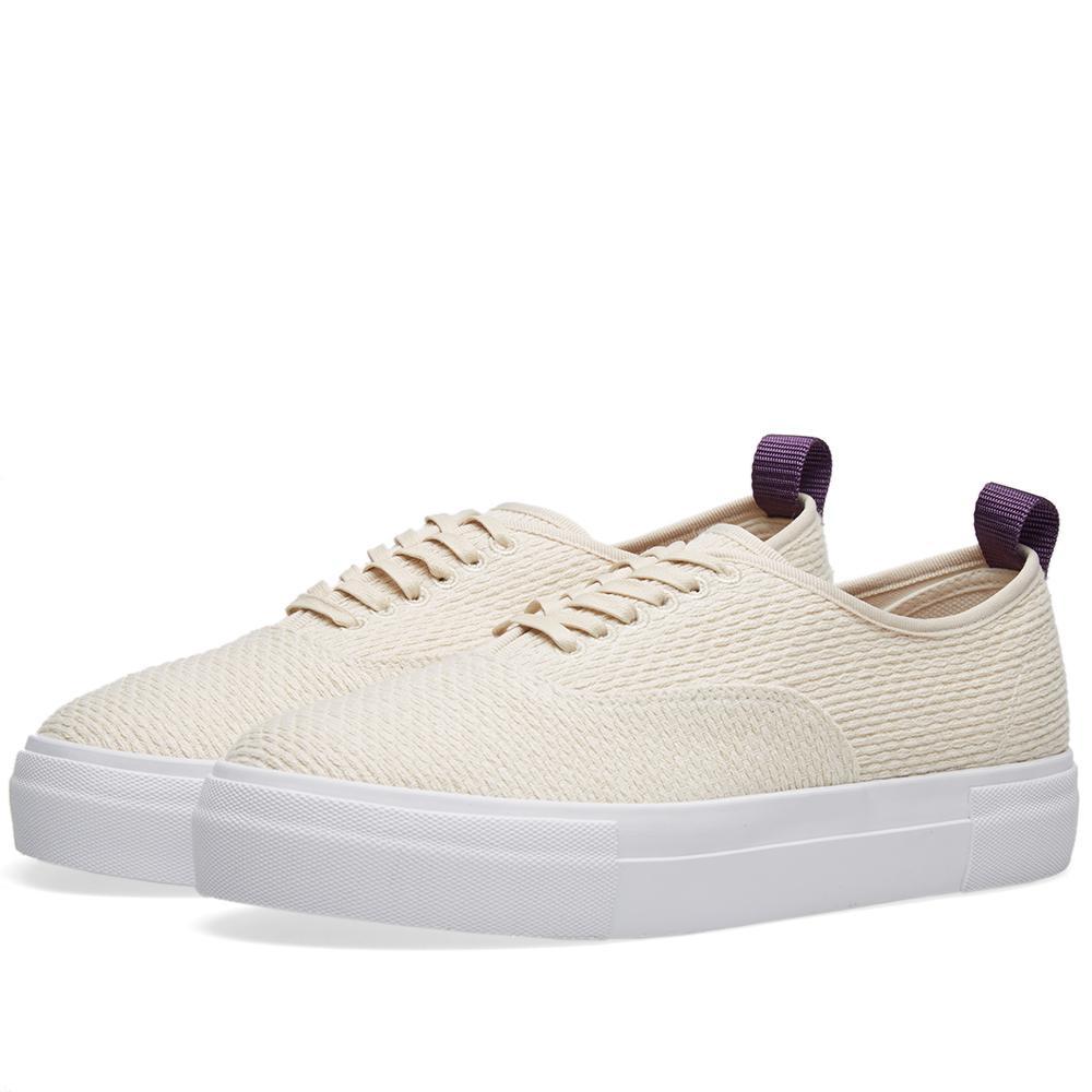Eytys Silver Lion Platform Sneakers wLBm4ngmAm