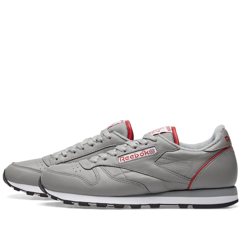 803826d14034b5 Reebok Classic Leather Archive Pack in Gray for Men - Save 25.0% - Lyst