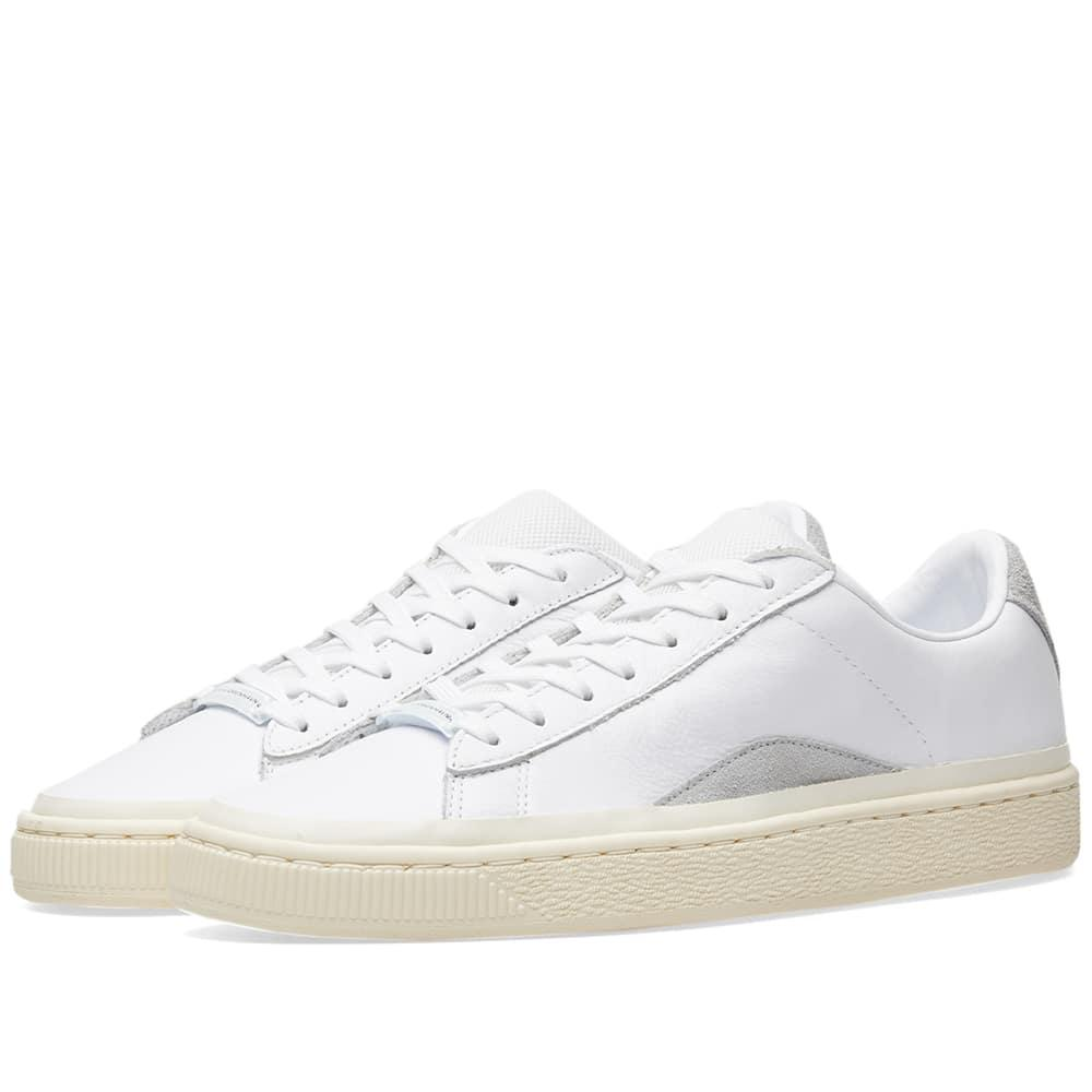 7df88bd58ff420 Puma X Han Kjobenhavn Basket in White for Men - Lyst