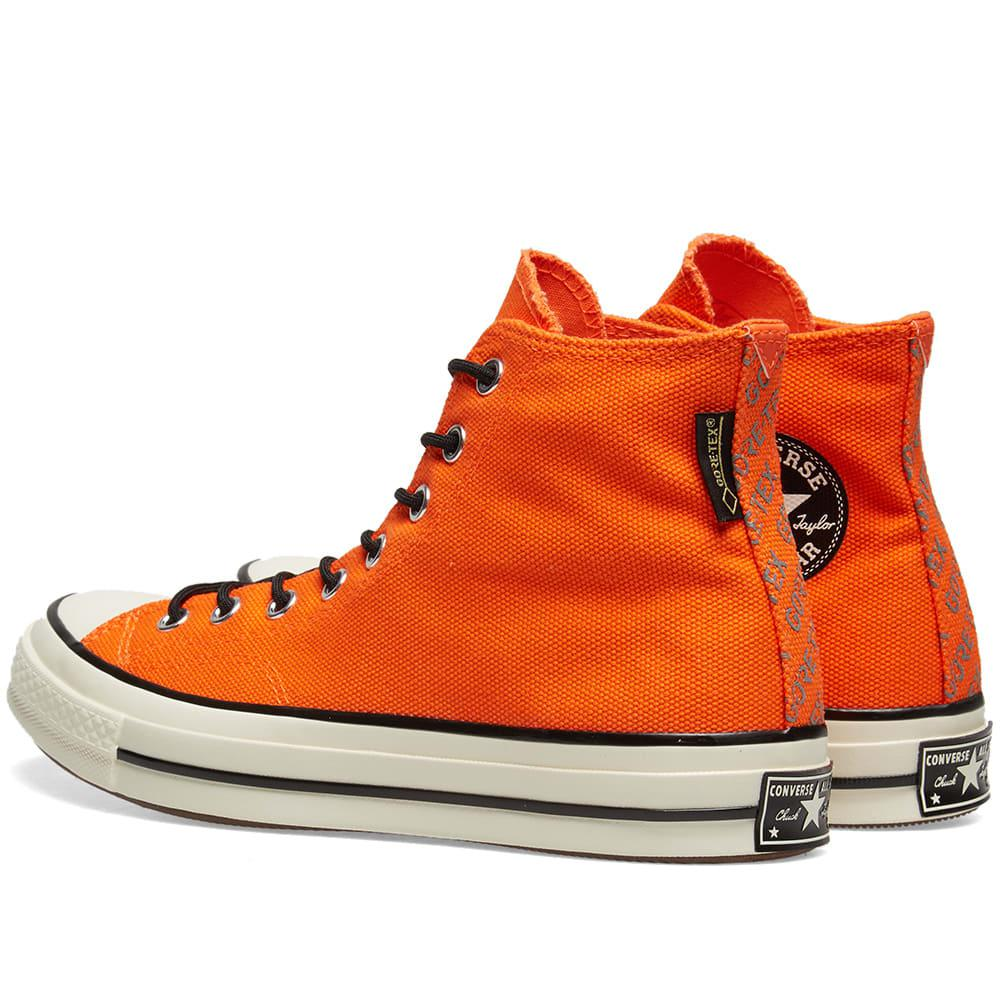 5798d050a40 Converse - Orange 70 s Chuck Taylor Hi Gore-tex (162351c) for Men -. View  fullscreen