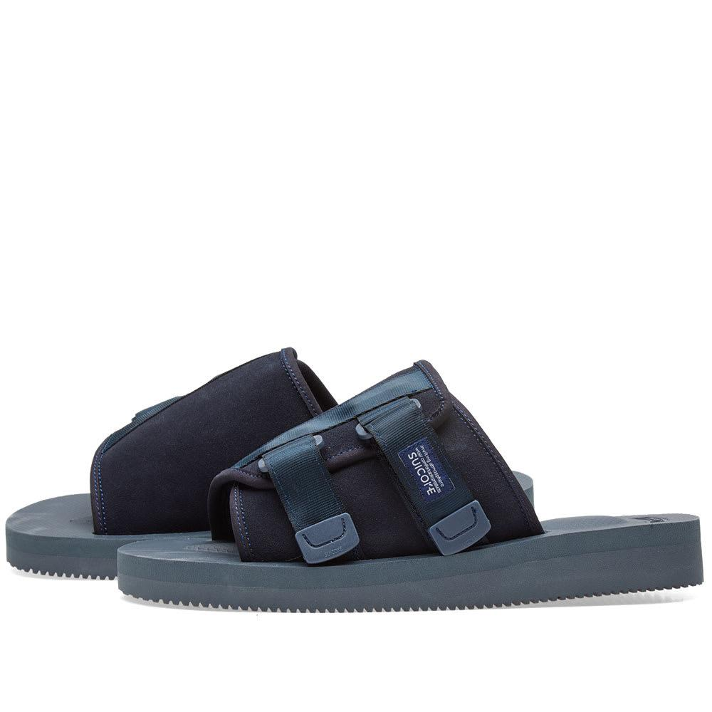 e0a969b5cad Lyst - Suicoke Kaws-vs in Blue for Men