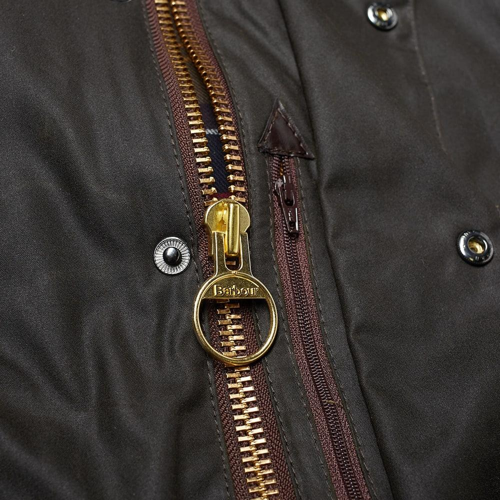 a4f2704b1c9a Barbour - Green Classic Beaufort Wax Jacket for Men - Lyst. View fullscreen