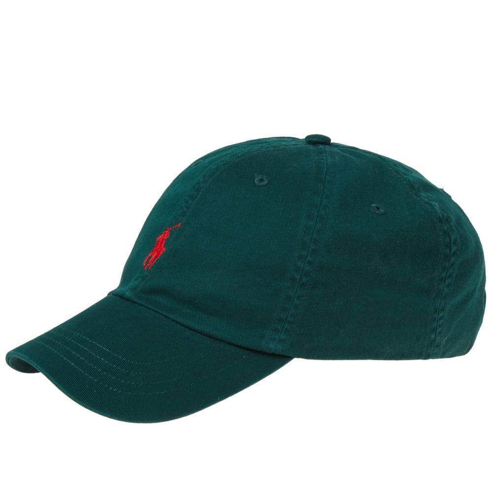 e25c439a474 Polo Ralph Lauren Classic Baseball Cap in Green for Men - Lyst