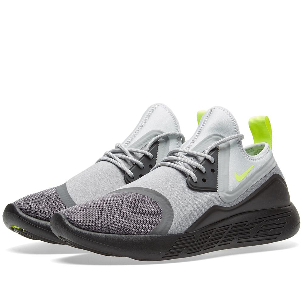 1965961d719f Lyst - Nike Lunarcharge Bn in Gray for Men