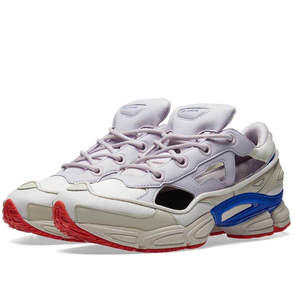 f61271c6aa9 Lyst - Adidas By Raf Simons Replicant Ozweego Us in White for Men
