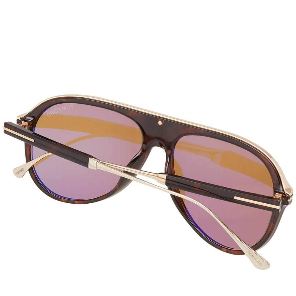 0fbb5aa3036 ... Tom Ford Ft0624 Nicholai-02 Sunglasses for Men - Lyst. View fullscreen