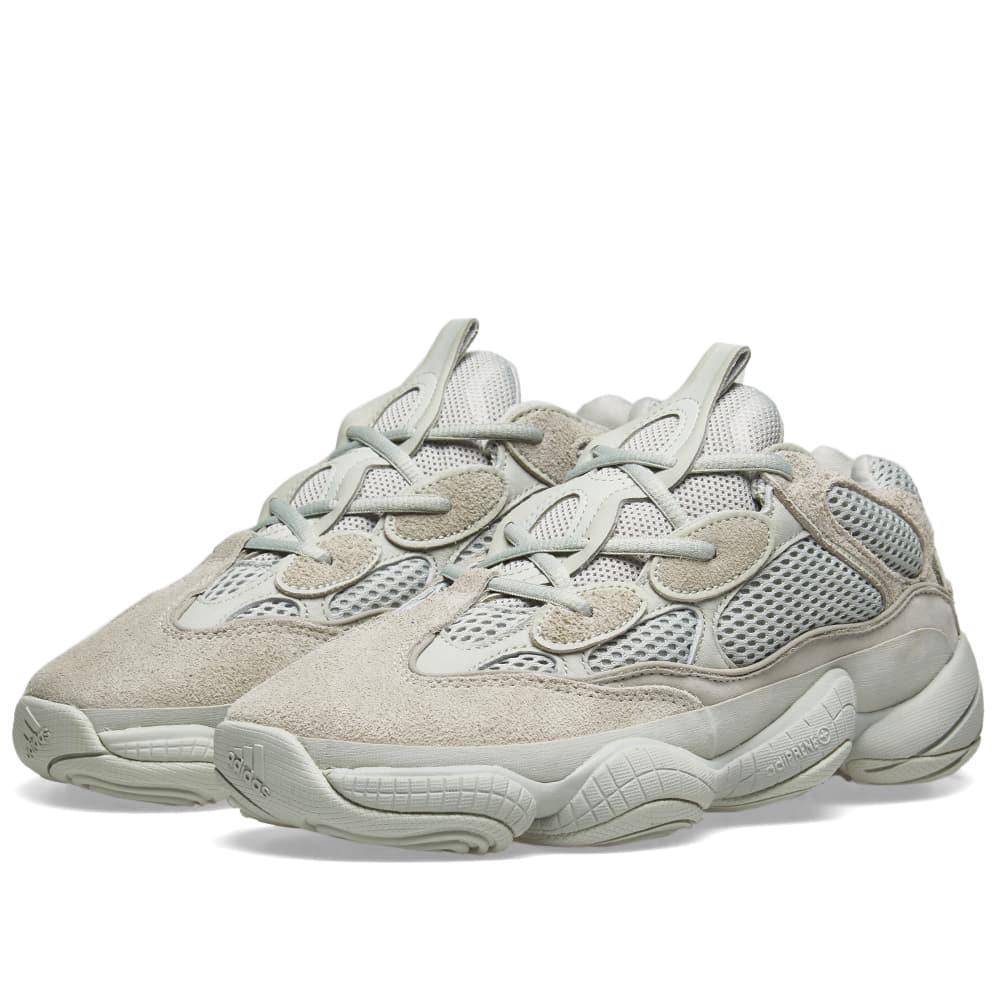 0337ea786d3 Lyst - Adidas Yeezy 500 in Gray for Men