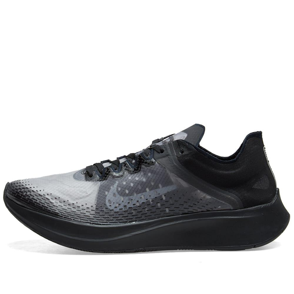 480f186bf Nike - Black Zoom Fly Sp Fast - Lyst. View fullscreen