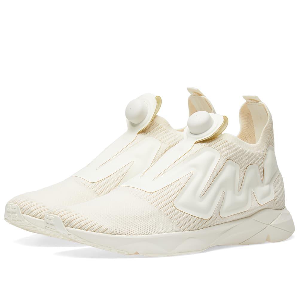 4f6a9528fe758 Reebok Pump Supreme Premium in White for Men - Lyst