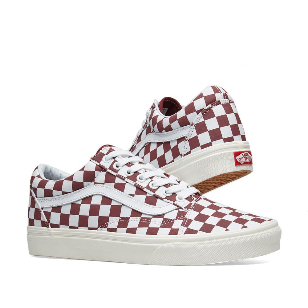 a6e20448b5df74 Vans - Multicolor Old Skool Checkerboard for Men - Lyst. View fullscreen