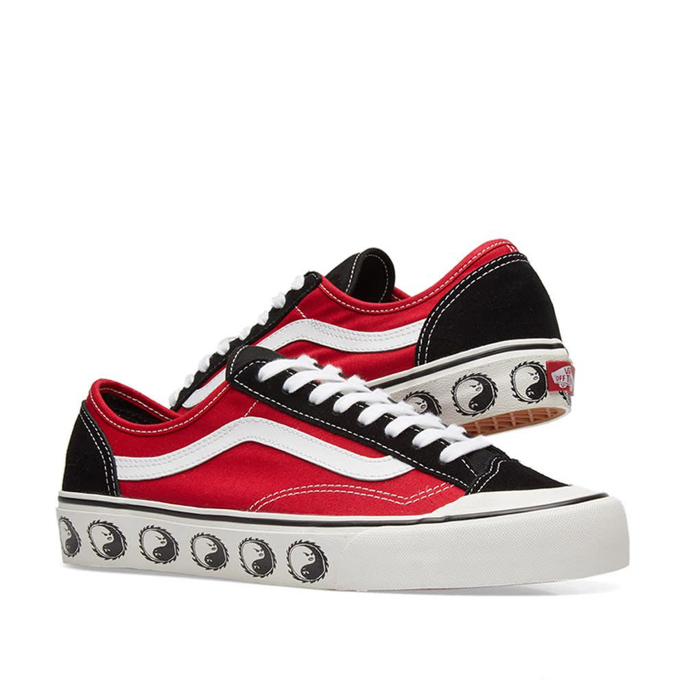 8240b7732a Lyst - Vans X Dane Reynolds Style 36 Decon in Red for Men