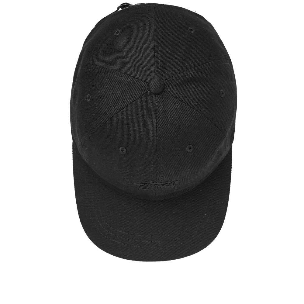 64b8629fecf Stussy - Black Stock Big Twill Pro Cap for Men - Lyst. View fullscreen