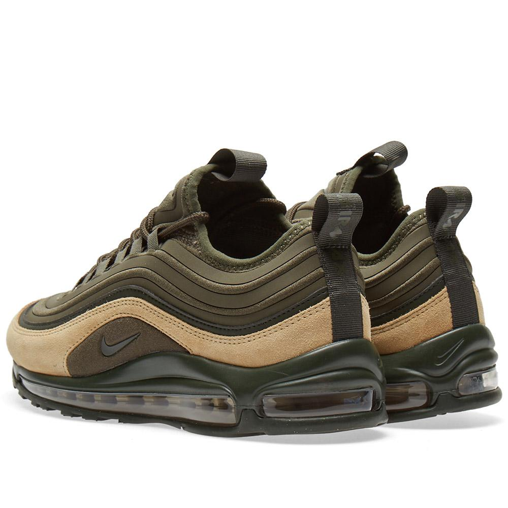 c901ba3ec0 usa lyst nike air max 97 ul 17 se in green for men 81d12 bf346