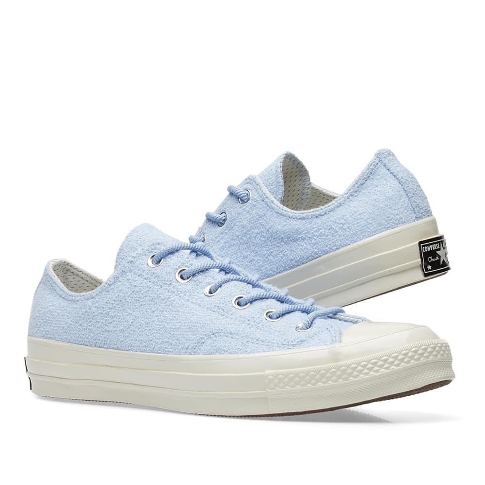 d3e5a642319 Converse - Blue Chuck Taylor 1970s Ox Terry Pack for Men - Lyst. View  fullscreen