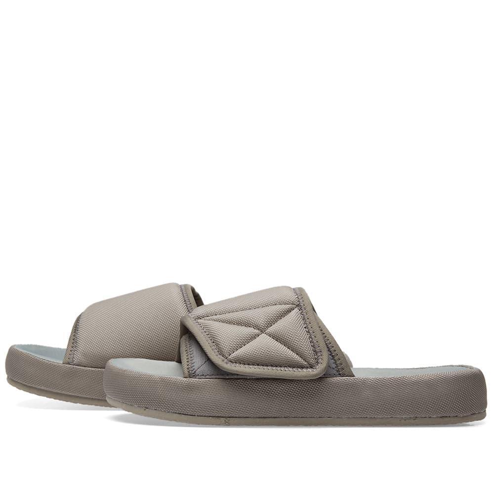 7114ee818cabc Lyst - Yeezy Nylon Slide in Gray for Men