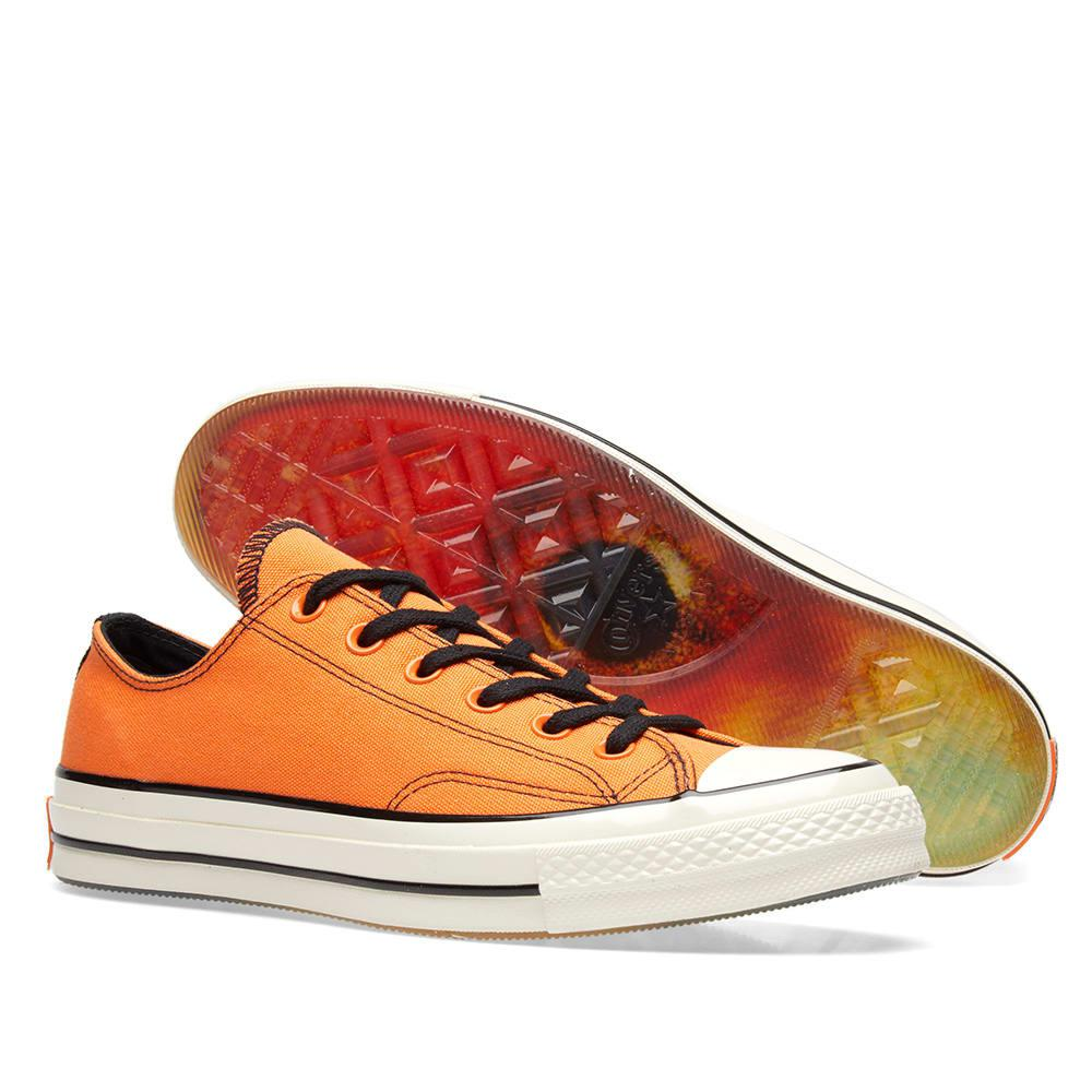ab8bd469c042 Lyst - Converse X Vince Staples Chuck Taylor All Star  70 Ox in Orange