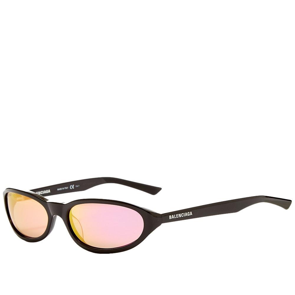 88f6fa4ee9 Balenciaga - Black Neo Sunglasses for Men - Lyst. View fullscreen