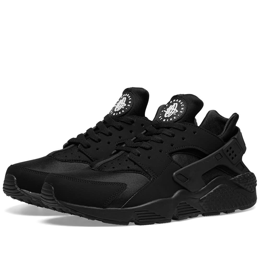87a3f25f2530e Lyst - Nike Air Huarache  triple Black  in Black for Men - Save 37%