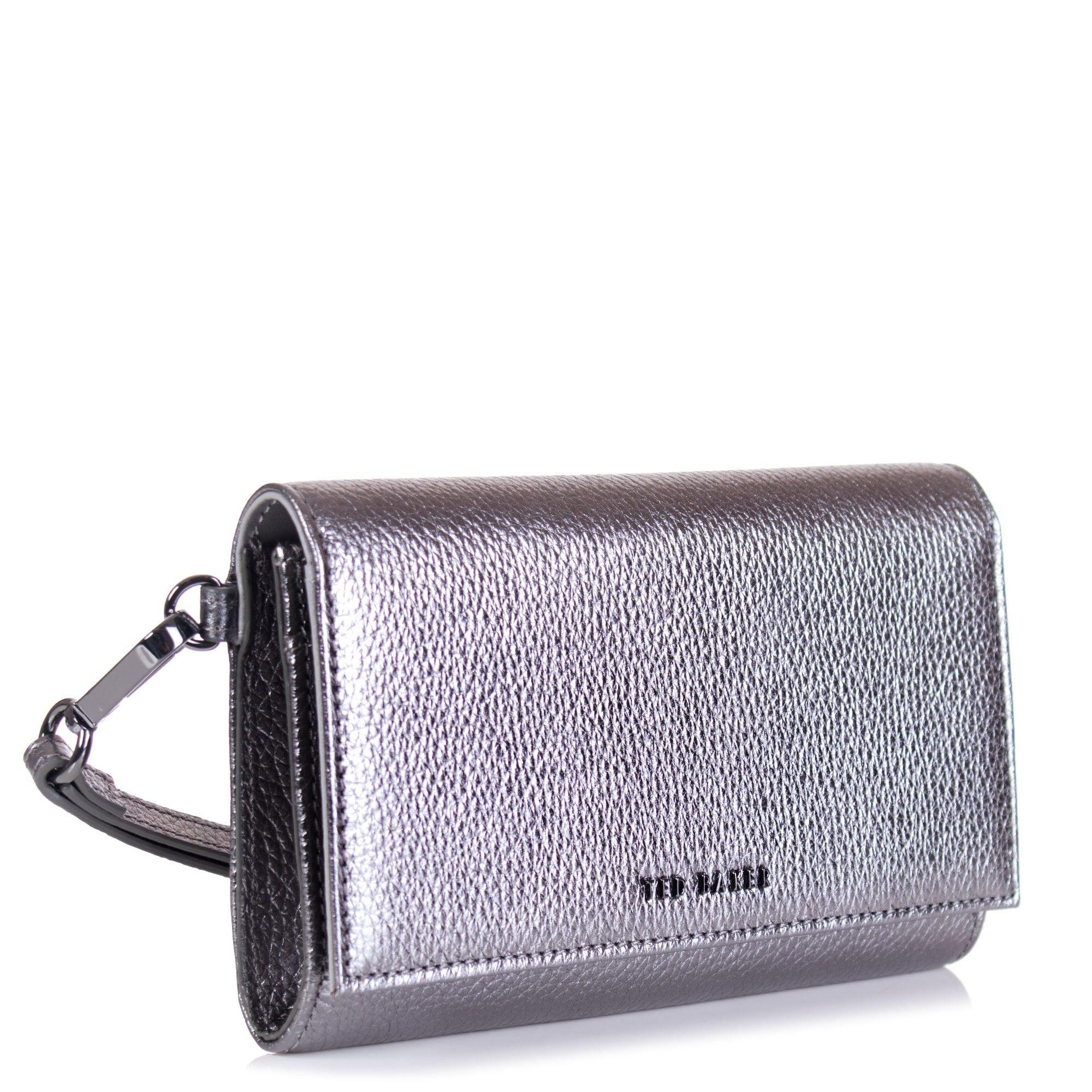 b02b3c8166487e Ted Baker Holli Textured French Purse - Lyst