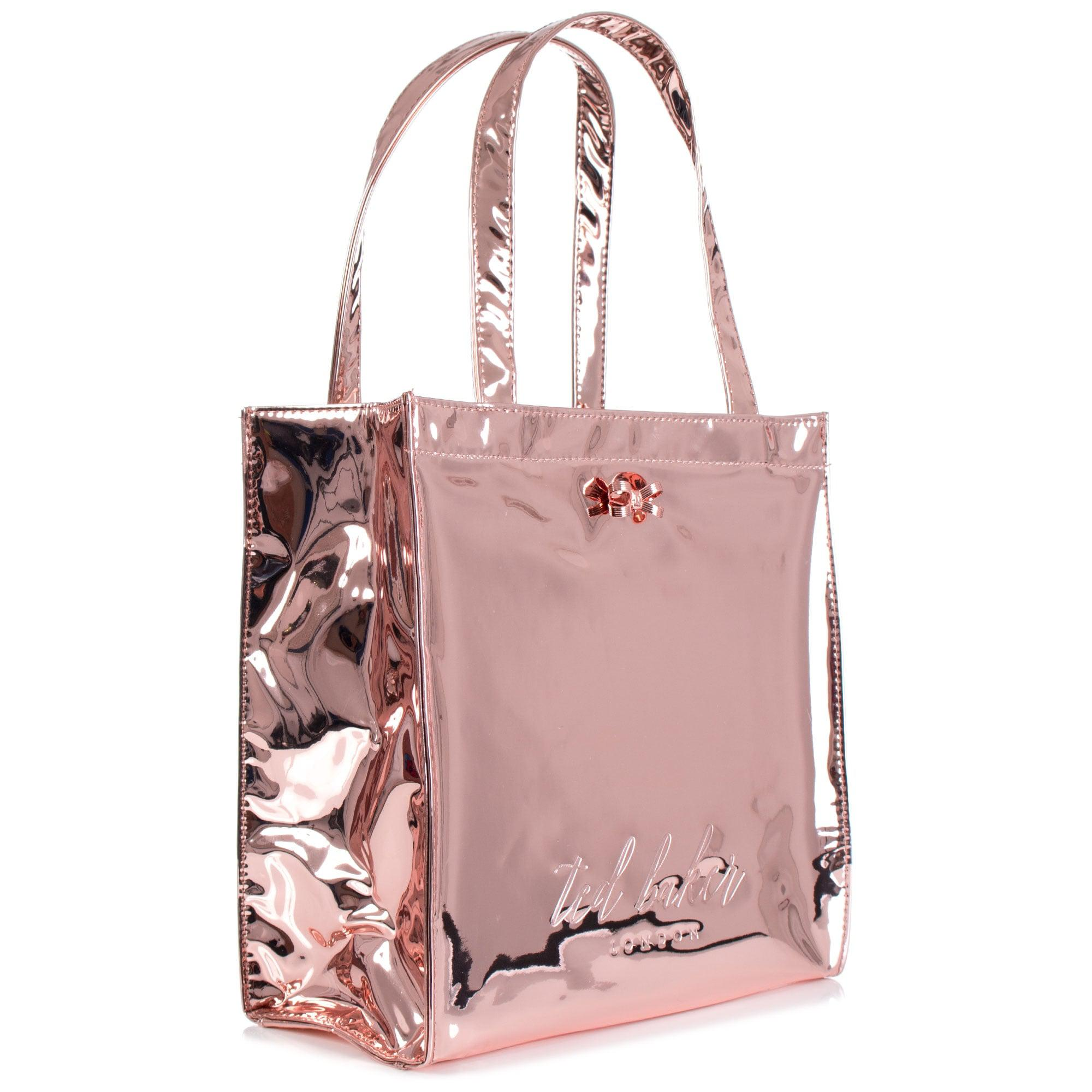 6c09ec84c Ted Baker Doracon Small Shopper in Pink - Lyst