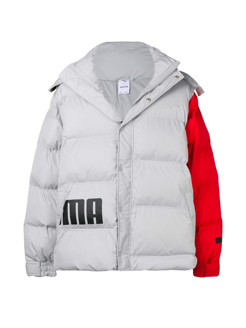 1dc012a97e2d Lyst - PUMA X Ader Error Padded Jacket in Gray for Men - Save 26%