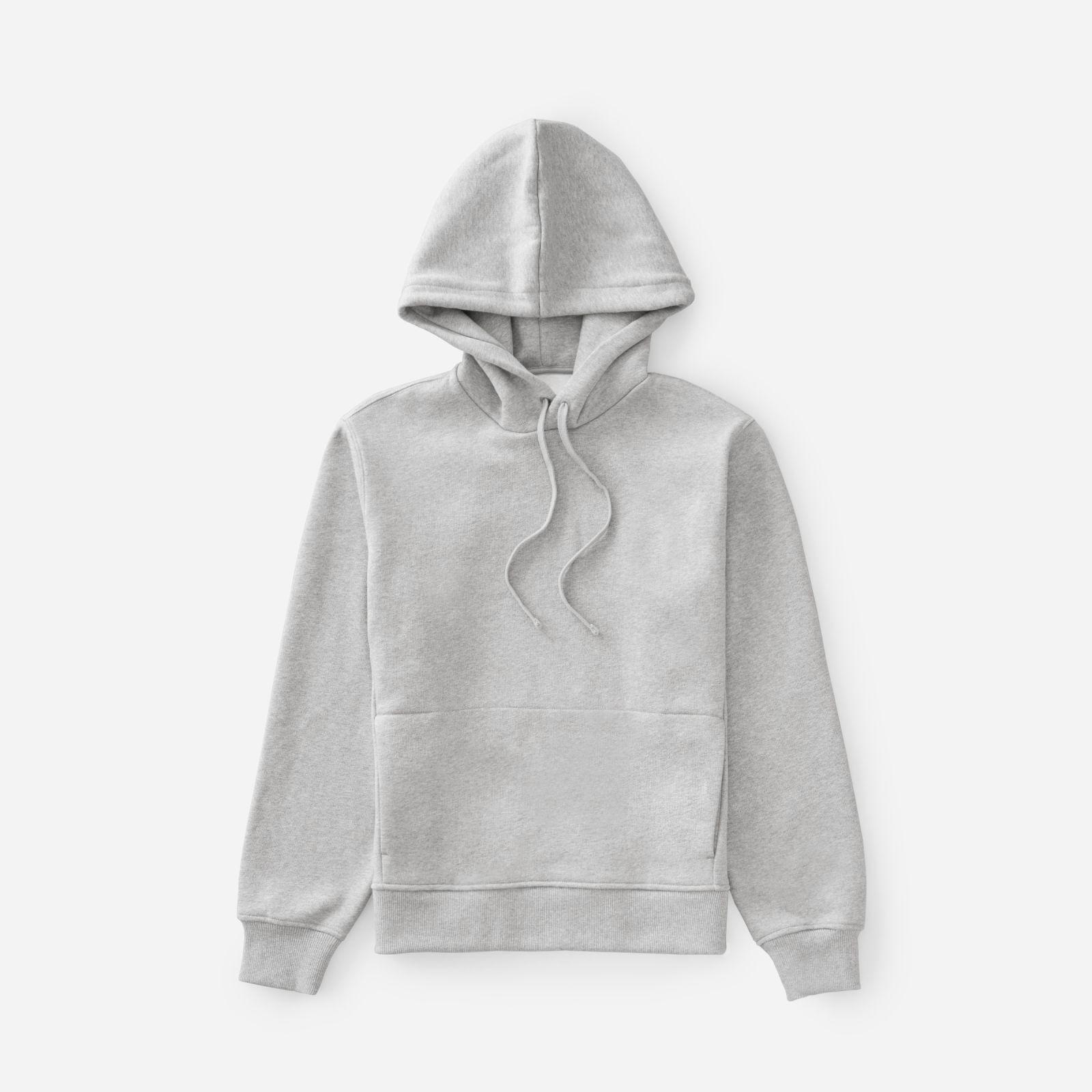d119194a6c44 Everlane - Gray The 365 Fleece Hoodie for Men - Lyst. View fullscreen