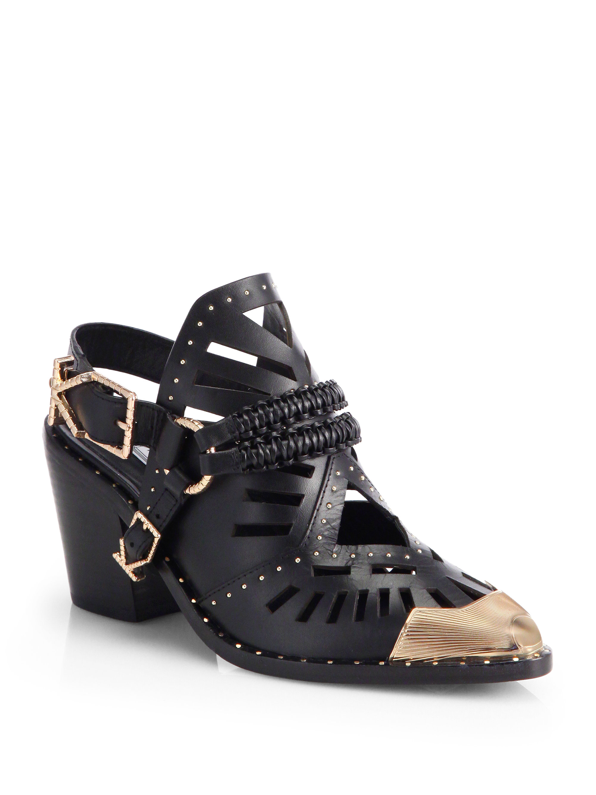 Ivy Kirzhner Embellished Ankle Boots buy cheap eastbay rz0HlRyAs