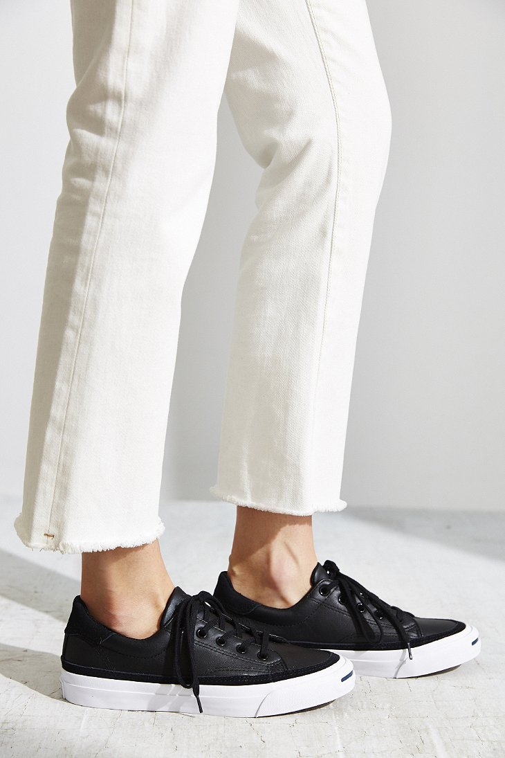 e689b38305e6 Lyst - Converse Jack Purcell Ii Sneaker in Black