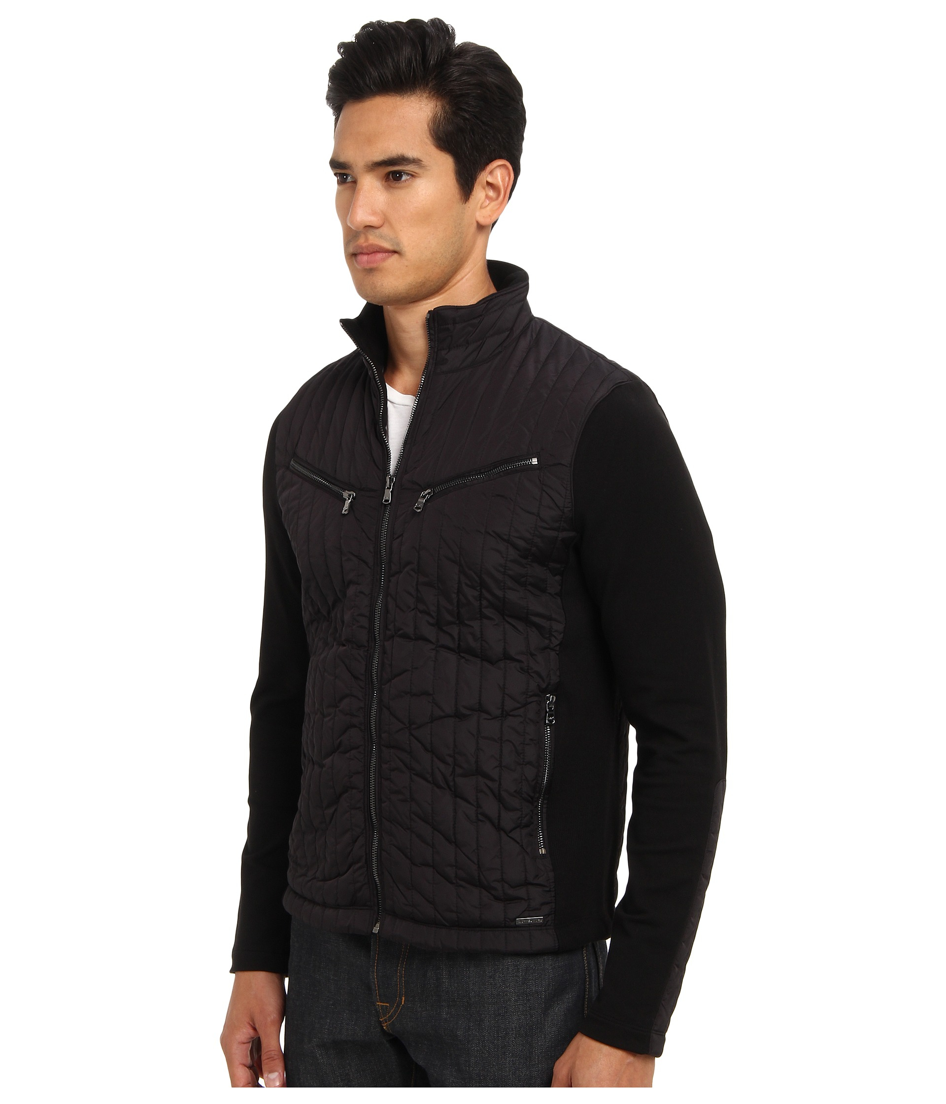 pin mens men products s pinterest calvin quilted quilt klein jacket