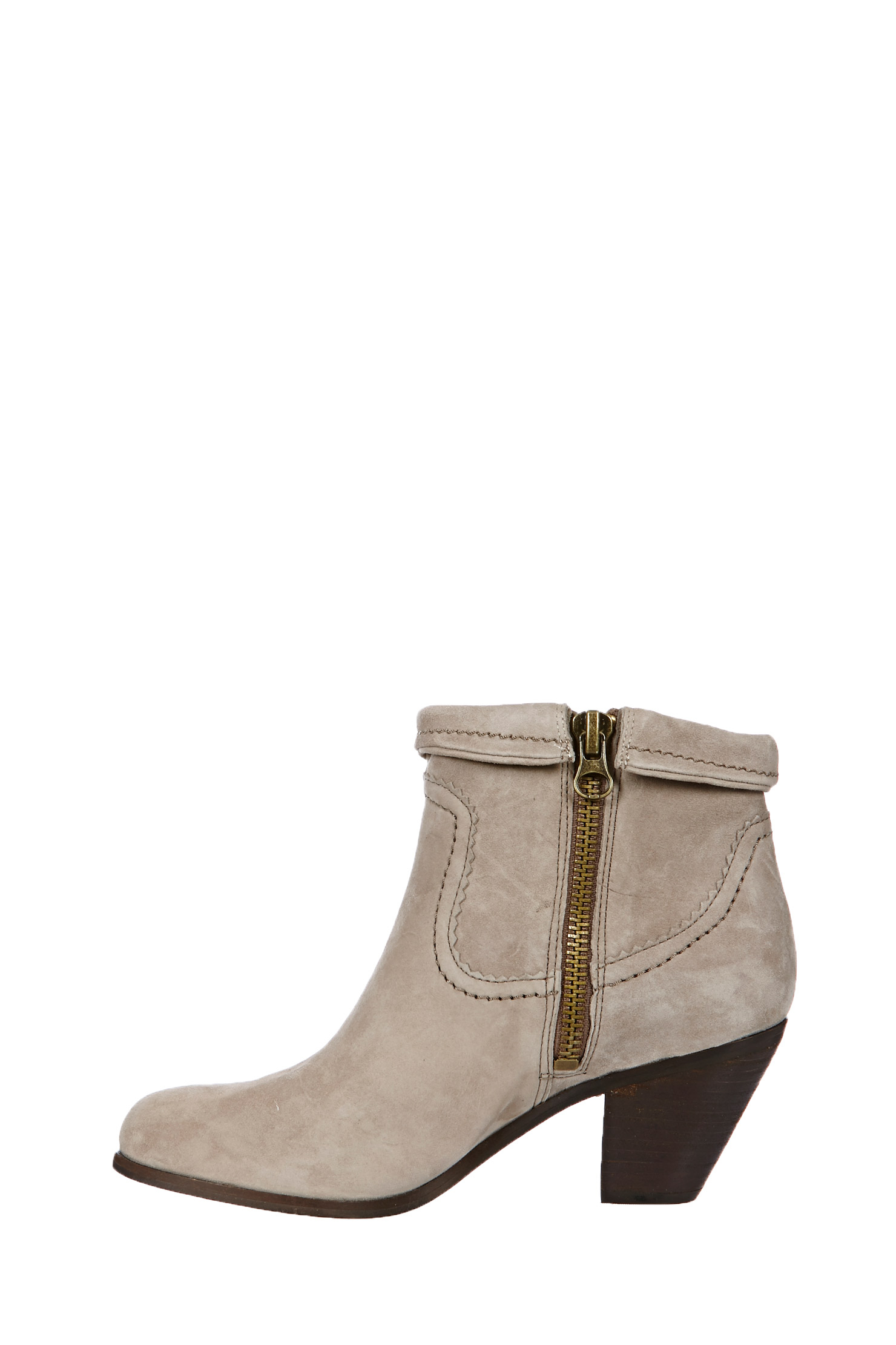 sam edelman boots in gray lyst