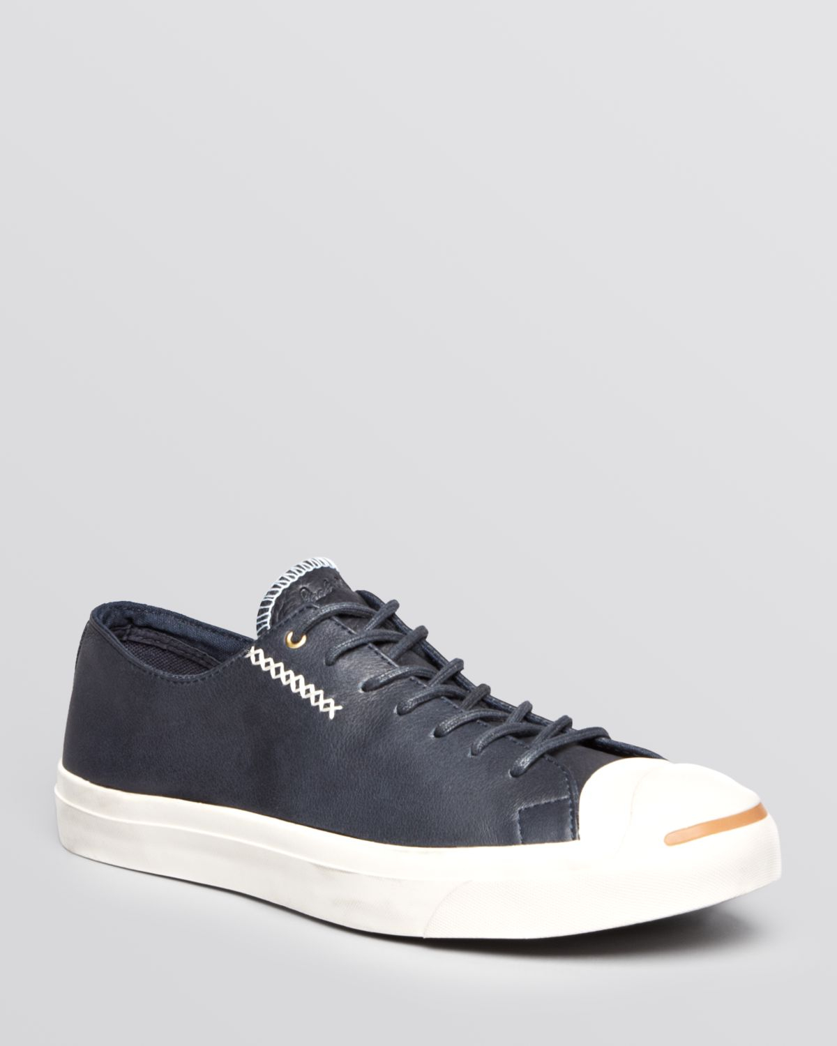 05988bb0ef20 Lyst - Converse Jack Purcell Cross-Stitch Sneakers in Blue for Men