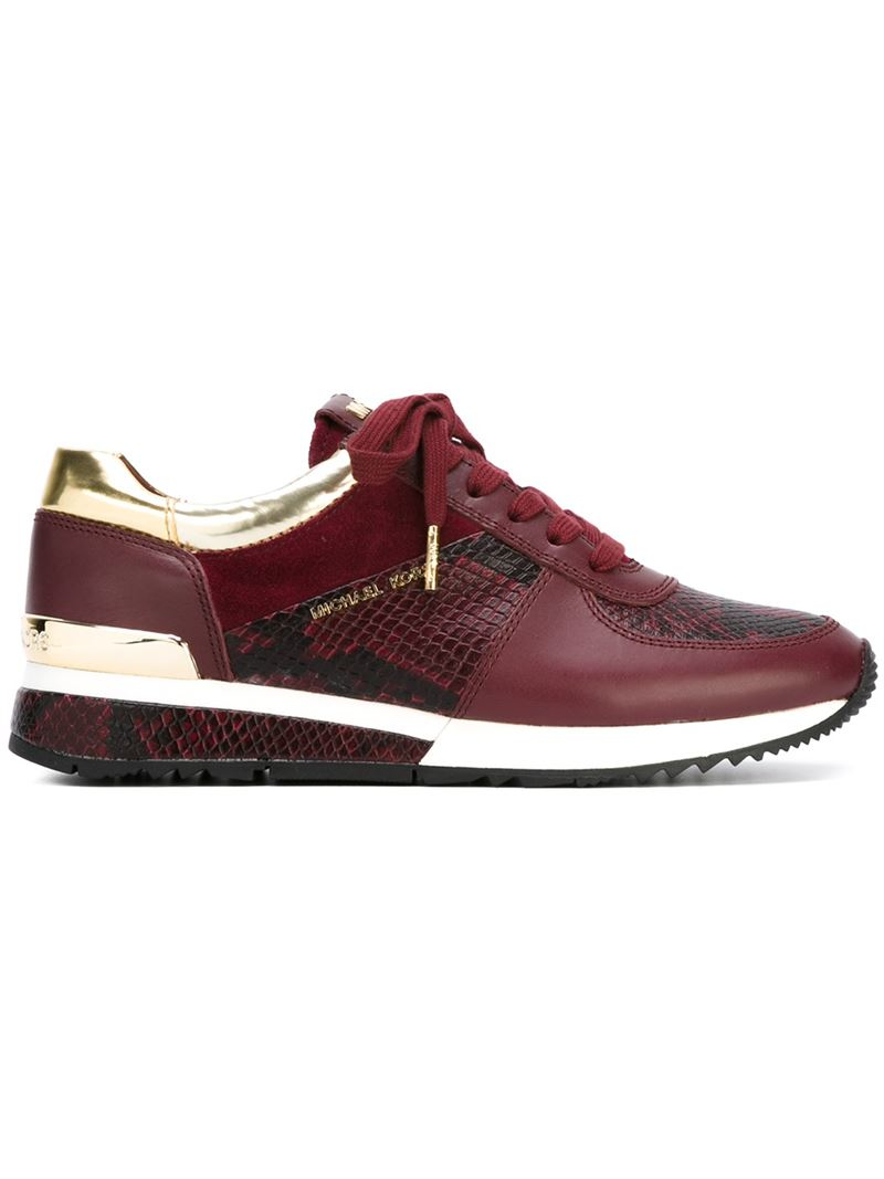 red michael kors trainers buy clothes