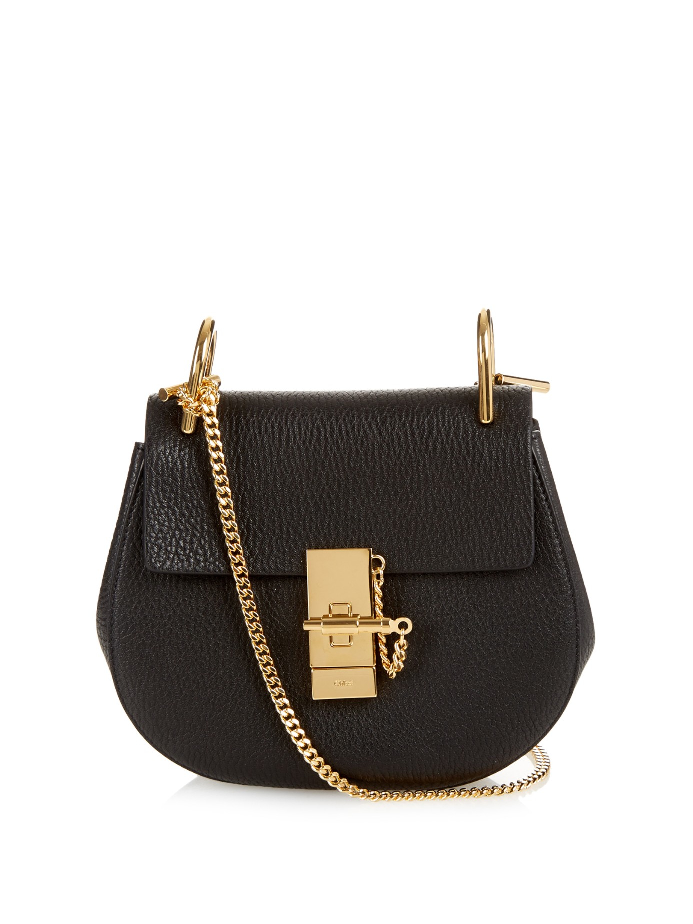 chleo bag - chloe drew mini leather cross-body bag, chloe knockoff bags