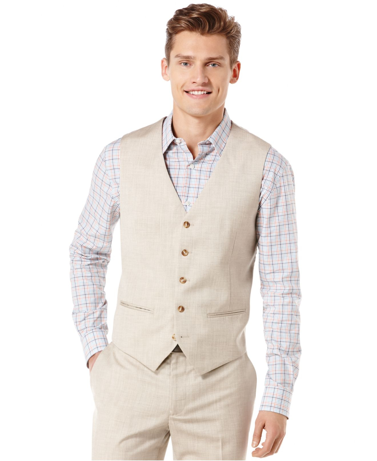 Linen is a great look for warm weather events rather than wearing a suit or tuxedo. Linen can be used for destination weddings, where you can accessorize with your favorite tie, or as is with a white shirt/5(42).