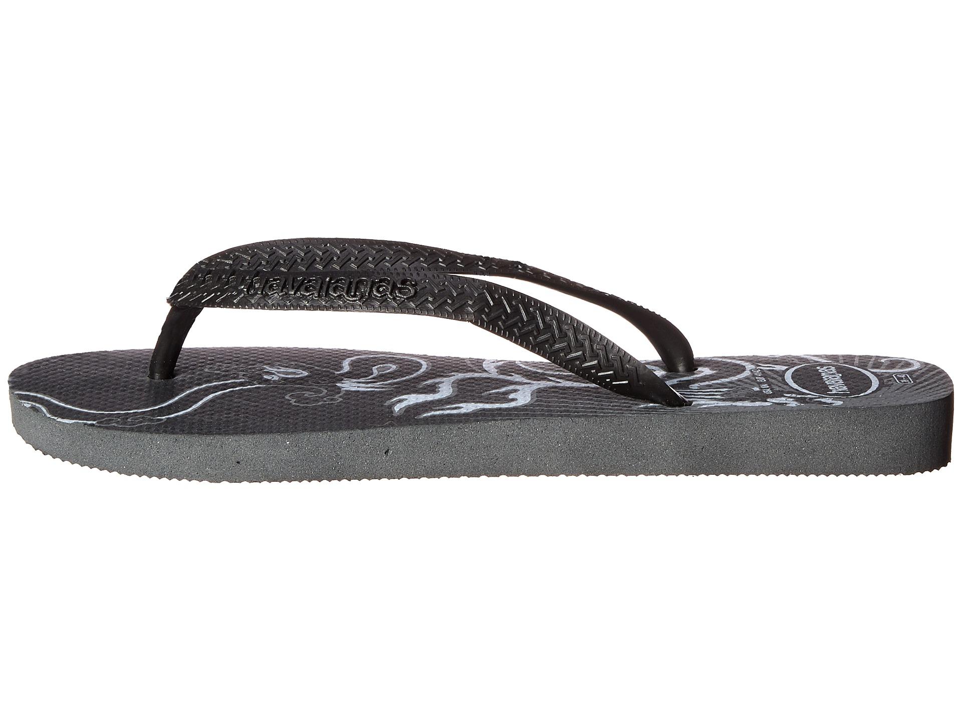 c13cd97c008401 Lyst - Havaianas Bravo Flip Flops in Gray for Men
