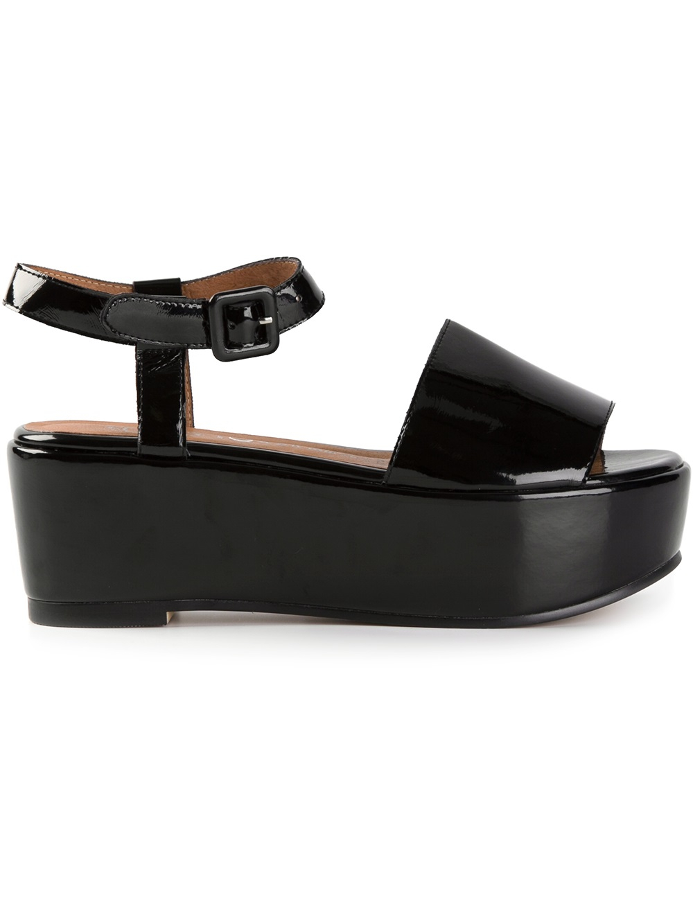 in Black Lyst Sandals Campbell Jeffrey Lovell Platform kwOXuZiPTl