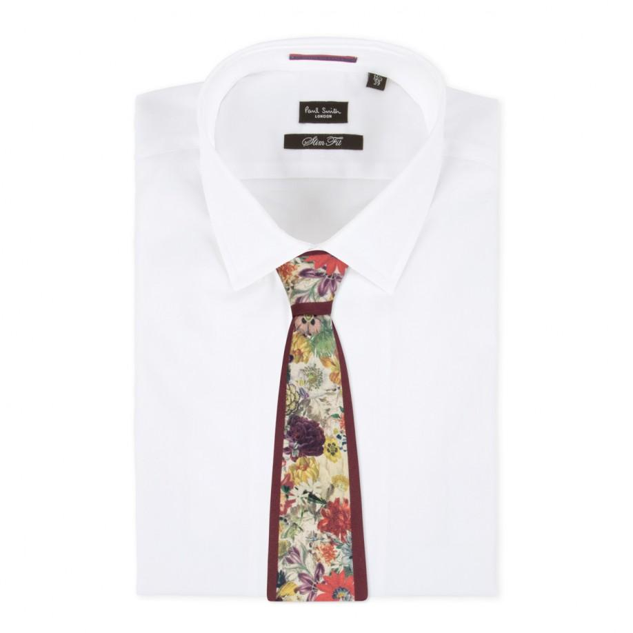 paul smith s damson japanese floral print classic