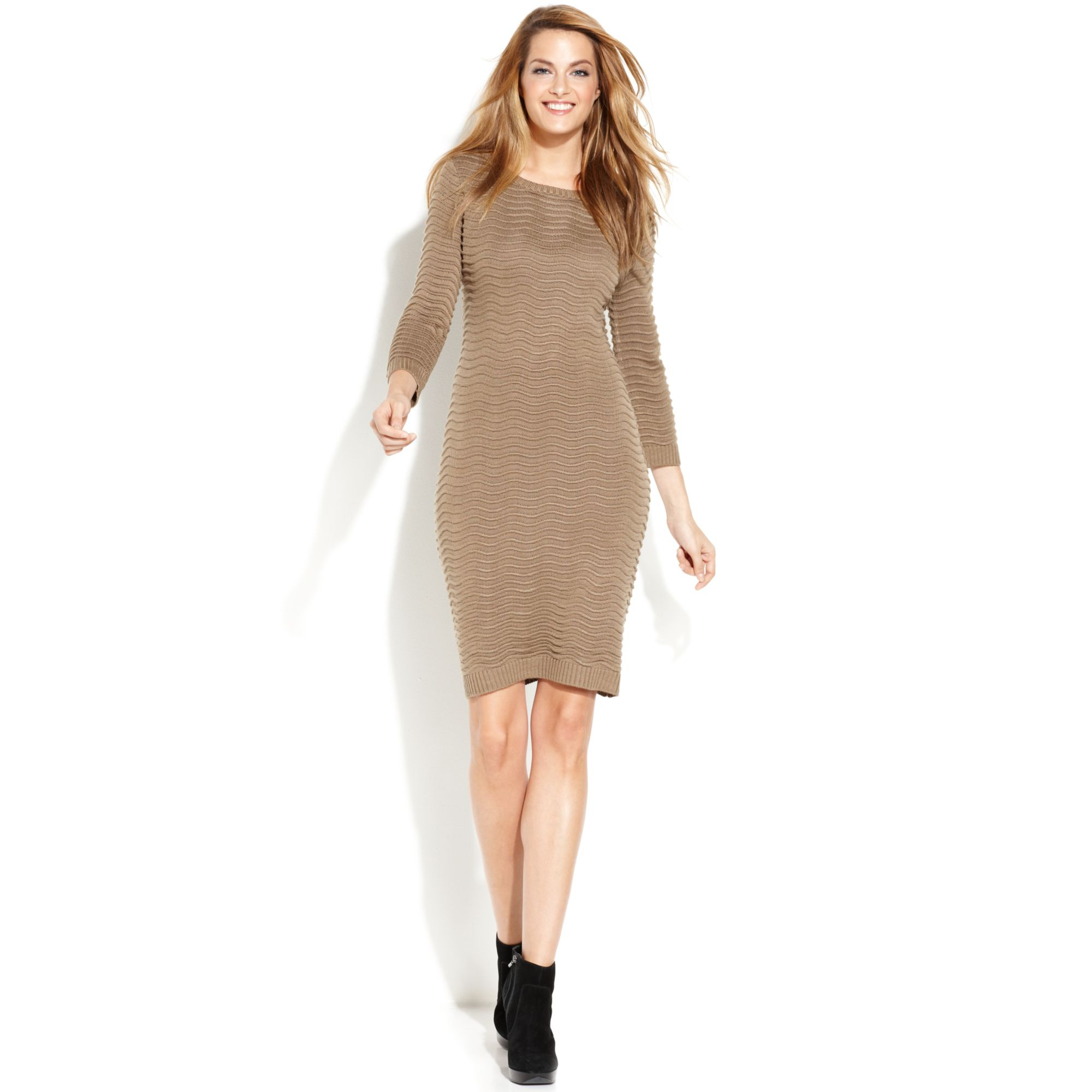 859765555d Gallery. Previously sold at  Macy s · Women s Embellished Party Dresses ...