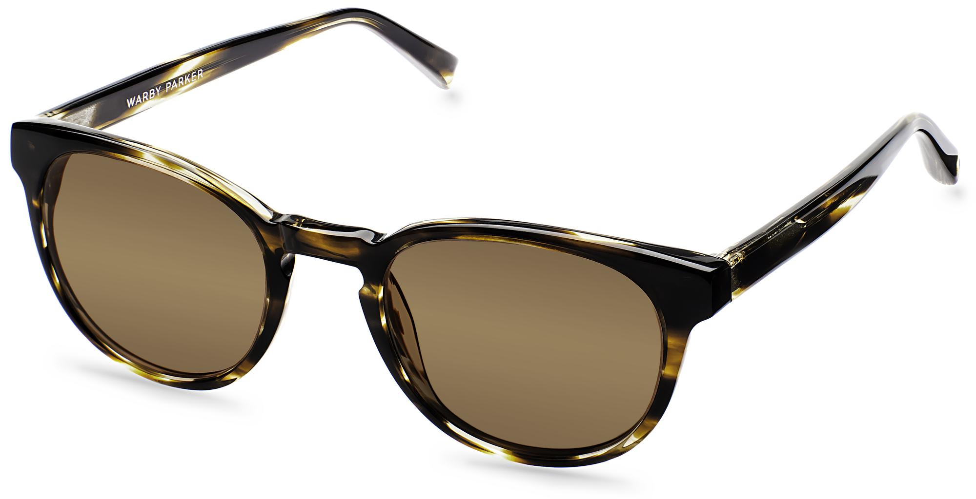 49b6fcdfa7745 ... Lyst - Warby Parker Percey in Green Warby Parker Percey Sunglasses ...