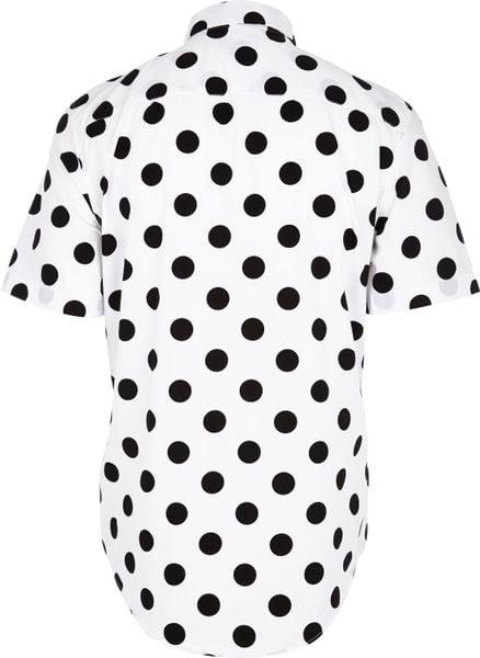 Polka Dot Shirts For Mens