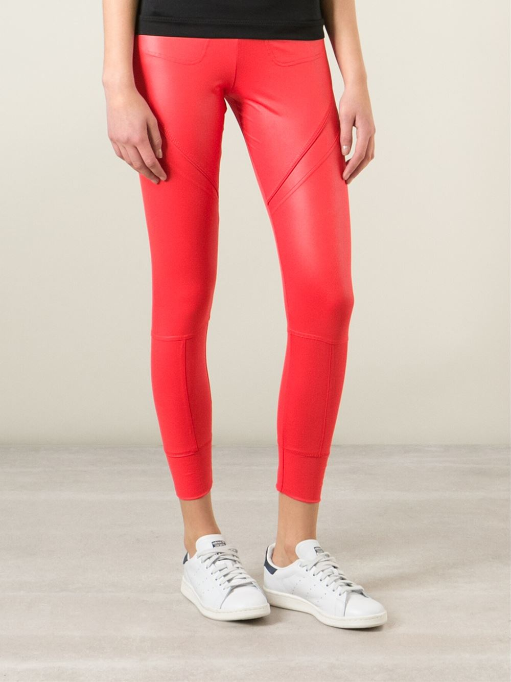Adidas by stella mccartney 'Run Seven-Eight' Running Leggings in ...