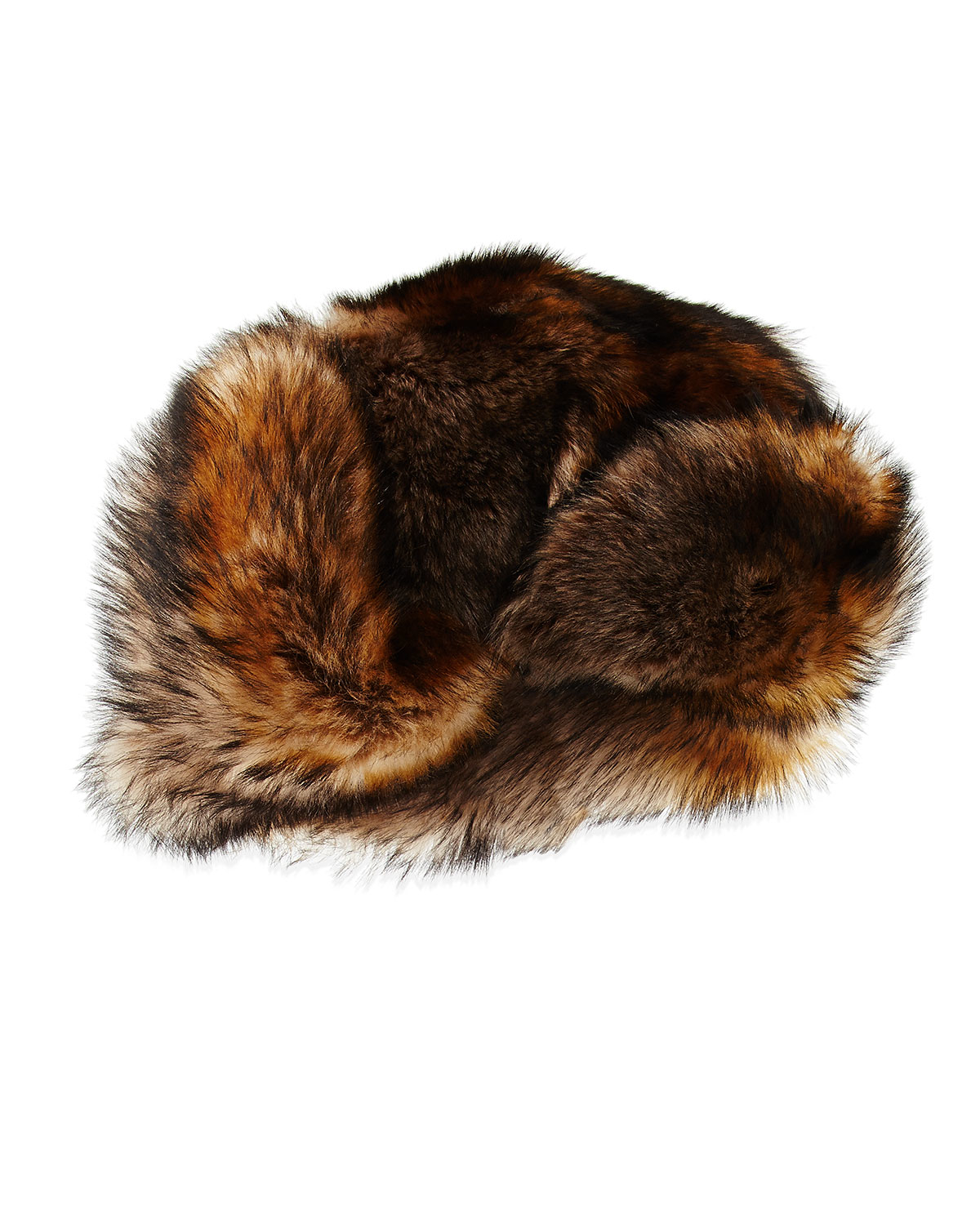 Lyst - Ralph Lauren Collection Suede   Shearling Fur Trapper Hat in ... 9f66657178c