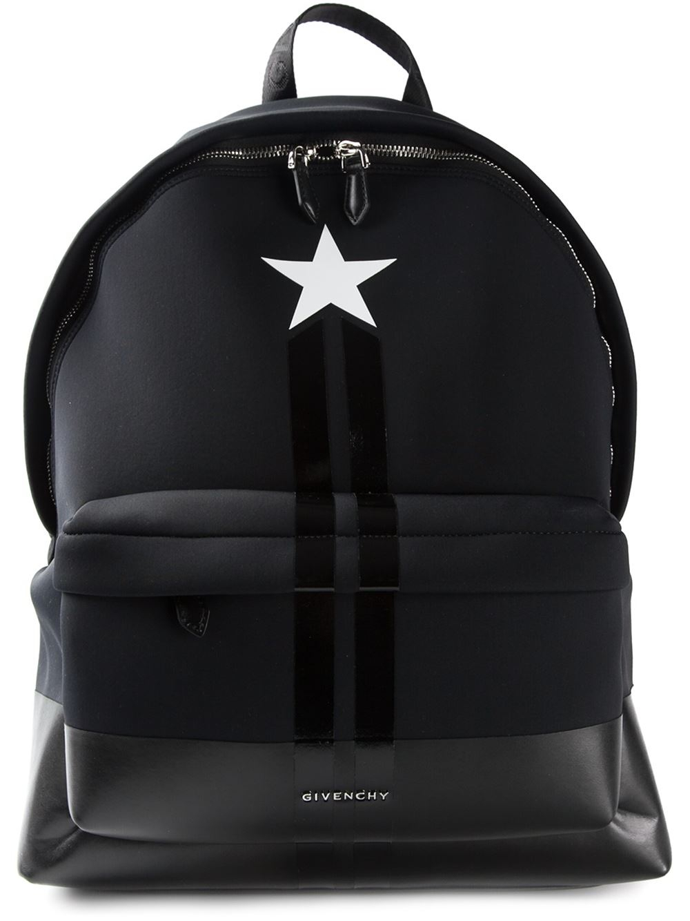 Givenchy Star Print Backpack In Black Lyst