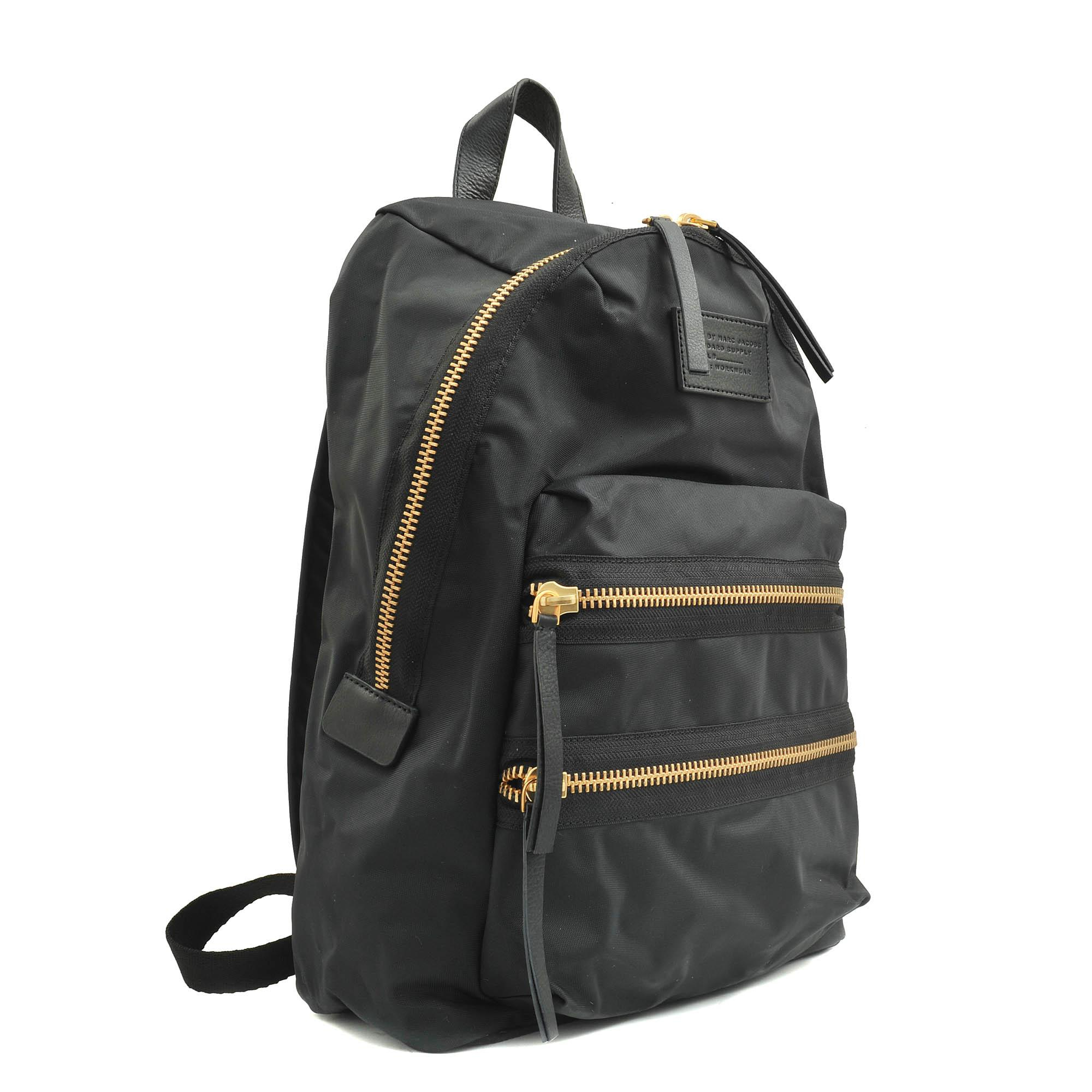 Marc By Marc Jacobs Packrat Domo Arigato Backpack in Black ...