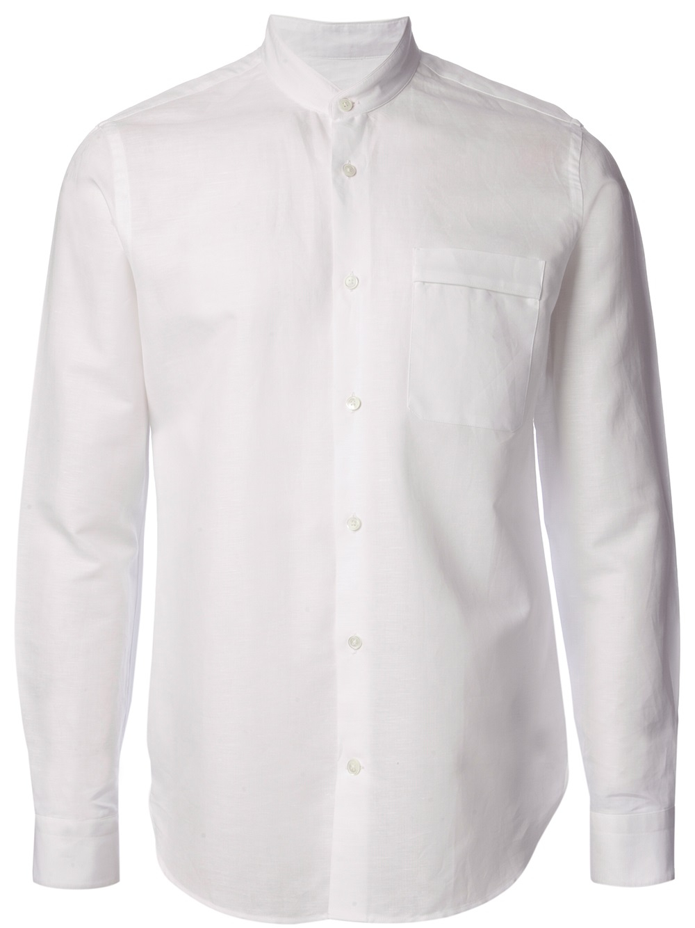 Mauro grifoni Button Up Shirt in White for Men | Lyst