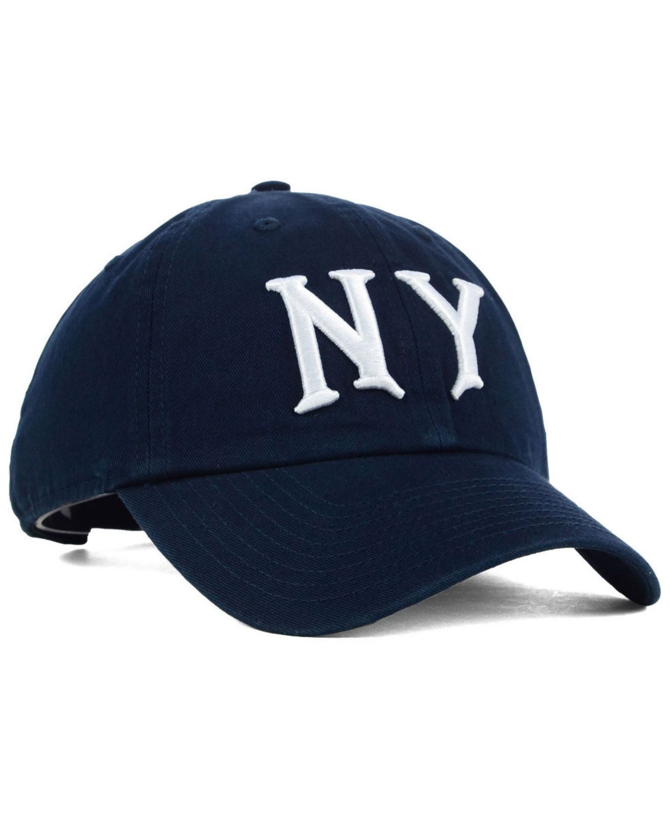 wholesale dealer 13f95 deb93 ... new zealand lyst 47 brand new york yankees core clean up cap in blue  for men