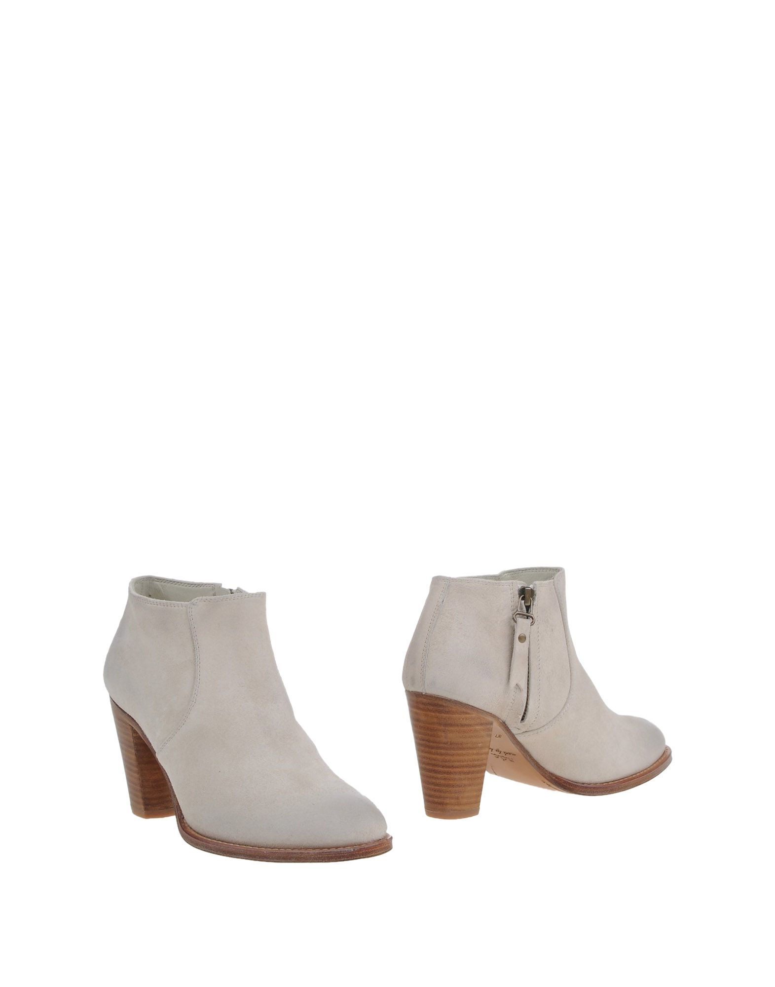 ndc ankle boots in white ivory save 54 lyst