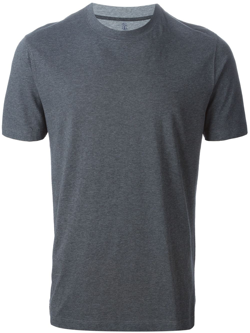 Cheap Authentic 100% Original Cheap Price Polo shirt grey Brunello Cucinelli Extremely Browse ZLY14Kt3